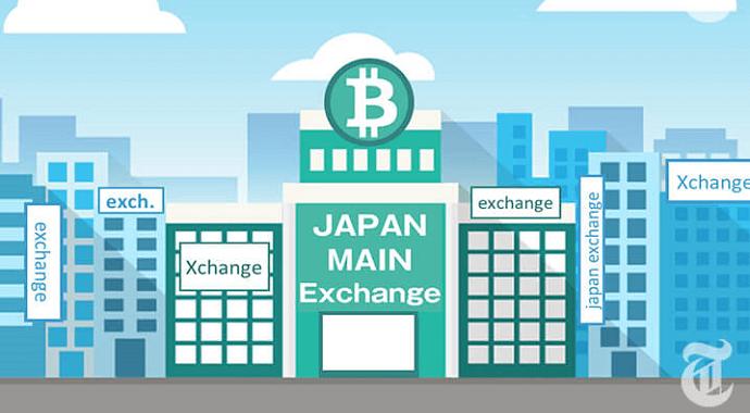 仮想通貨の取引所